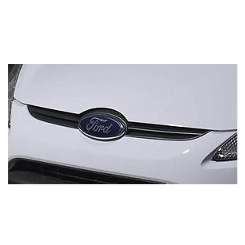 Genuine Ford Fiesta MK7 2008-2012 Chrome Front Upper Radiator Grille Inc Badge