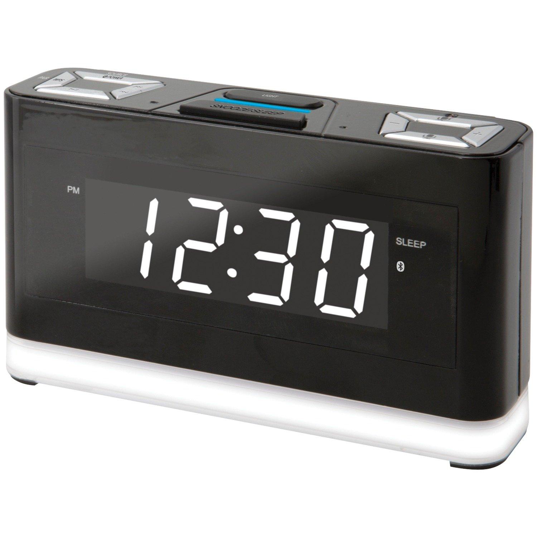 iLive Clock Radio with Alexa Voice Activation