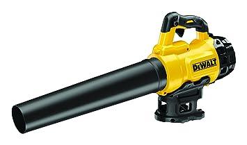 Dewalt DCM562PB-QW Soplador sin escobillas XR 18V sin cargador/batería, 18 V, Negro y amarillo
