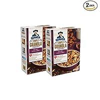 Deals on 2-Pack Quaker Simply Granola Raisins & Almonds 28oz Boxes