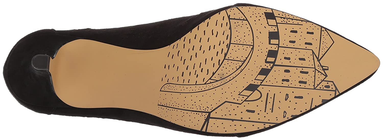 Bella Vita Women's Darlene Ankle Boot B0786BGFNK 11 W US|Black Kid Suede