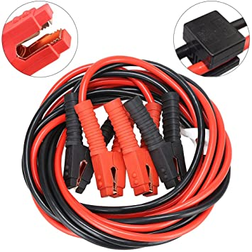 1000AMP Professional Jumper Battery Booster Cables Heavy Duty Clamps Jump Leads for Petrol Diesel Car Van Truck