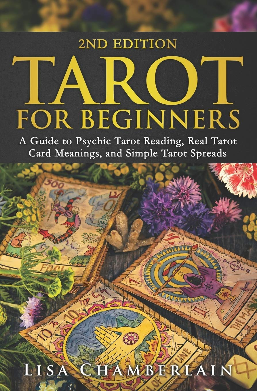 Tarot for Beginners A Guide to Psychic Tarot Reading, Real Tarot ...