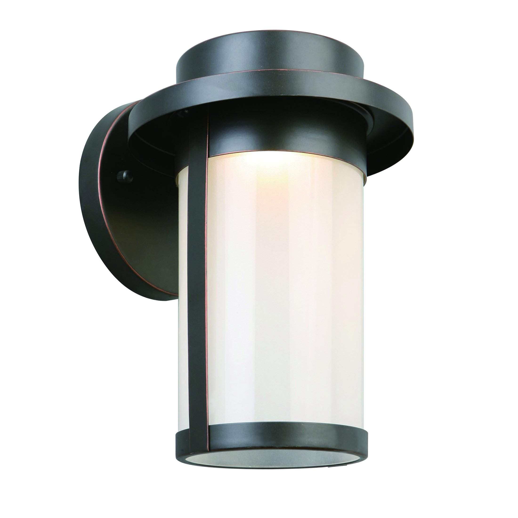 Design House 180331 Longmont LED Outdoor Wall Light, Oil Rubbed Bronze