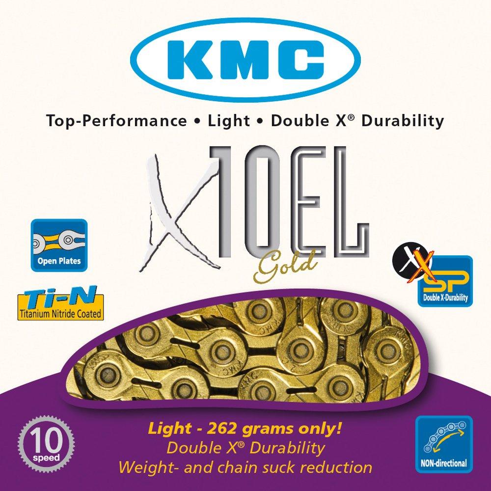 KMC X10EL Np 10 Speed 114L