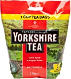 Yorkshire Tea - 1 Cup Tea Bags - 600's