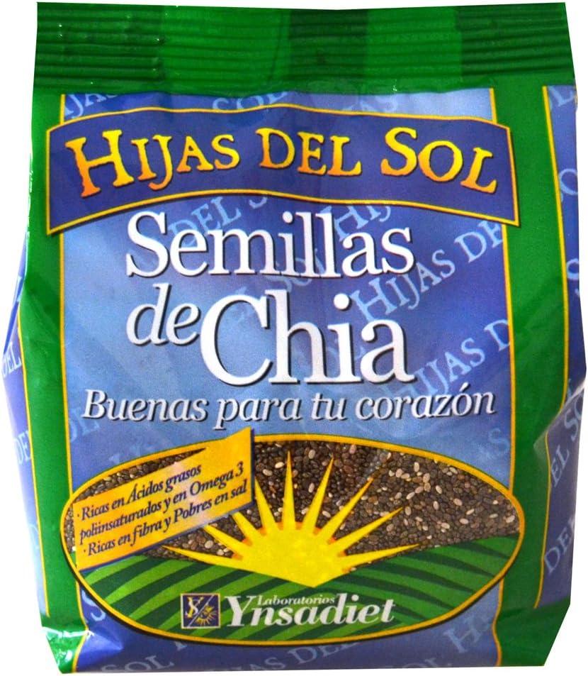 Hijas Del Sol Semillas De Chía - 250 gr: Amazon.es: Alimentación y ...