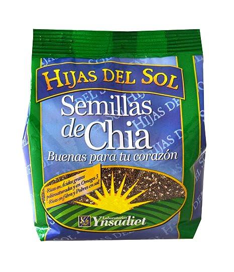 Hijas Del Sol Semillas De Chía - 250 gr - [Pack de 3]