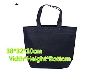 Amazon.com : Closer-to-U 383210cm 50pcs/lot Shopping Bag for ...