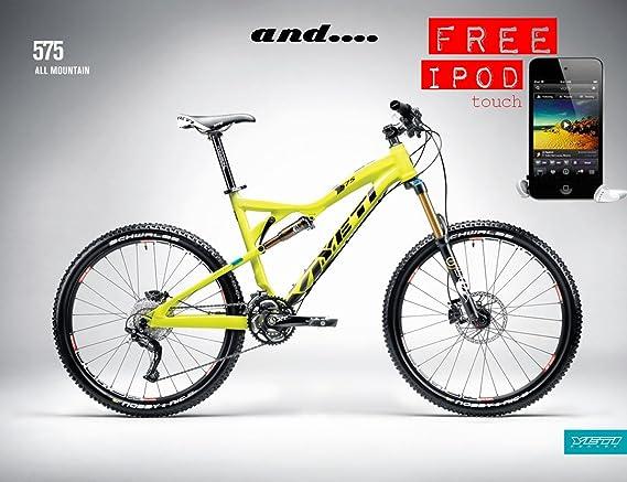 MOUNTAIN BIKE Yeti 575 Enduro SRAM 26er.. with FREE iPod: Amazon ...