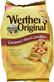 Werthers Original Hard Candy, Caramel, 34 Ounce (pack Of ...