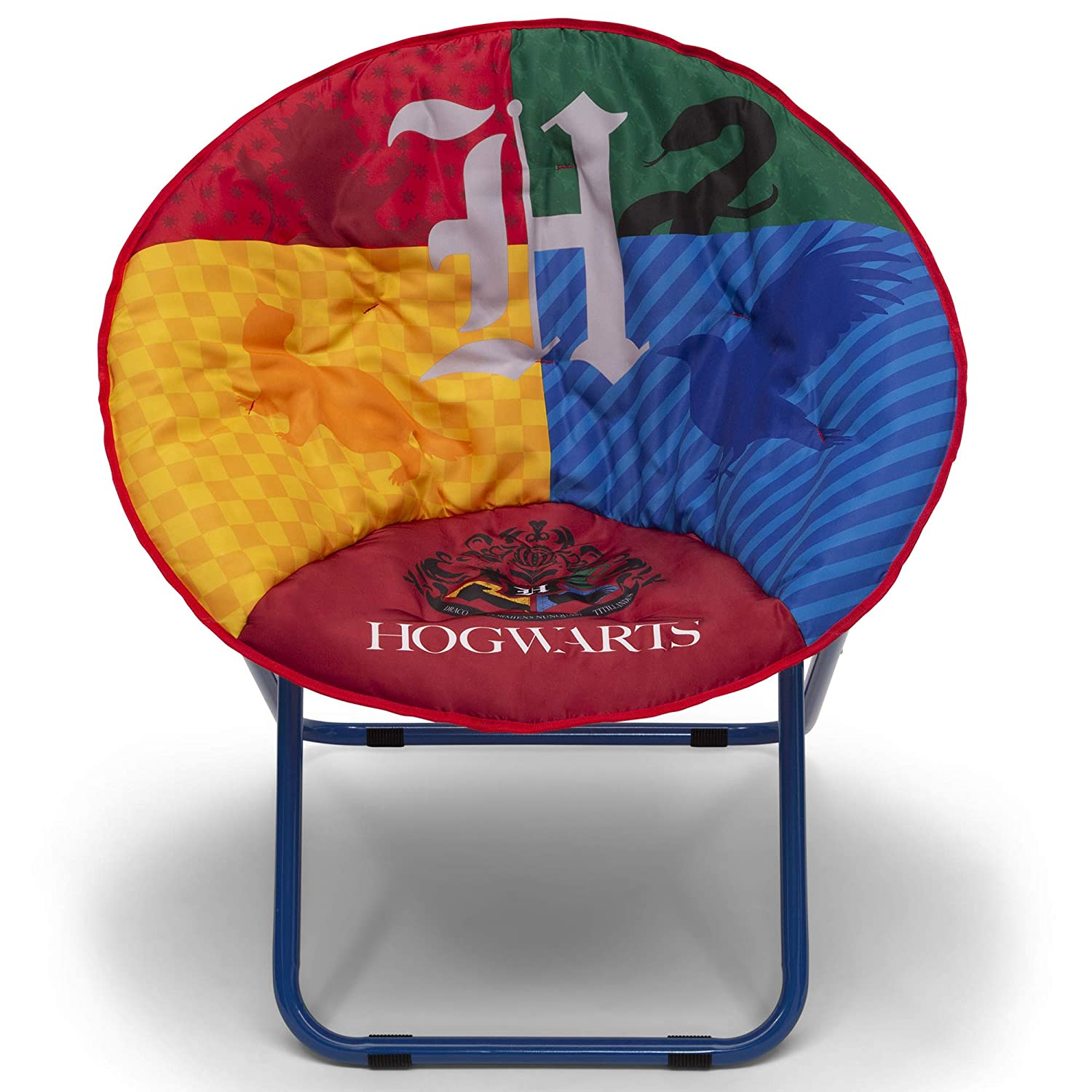 Delta Children Saucer Chair for Kids/Teens/Young Adults, Harry Potter