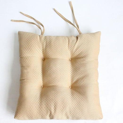 SORRENTO cojín poliéster/algodón diseño de Panal Silla cojín ...