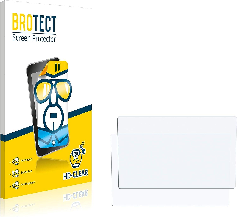 BROTECT Protector Pantalla Compatible con Volkswagen Polo 6R ...