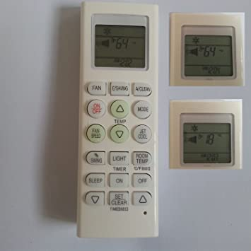 Friedrich Air Conditioner Remote Control Manual Open Source User