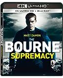 Bourne Supremacy (4K Ultra HD + Blu-Ray)
