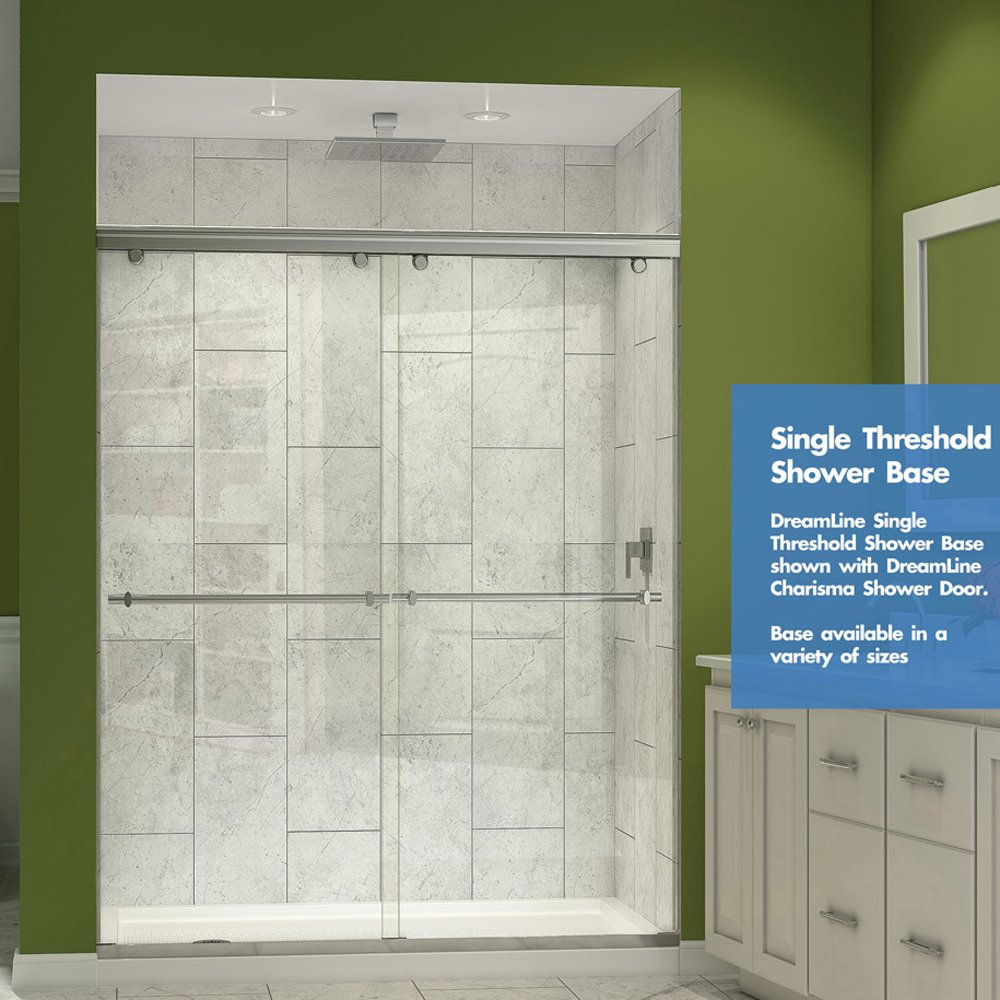 dreamline shower base reviews