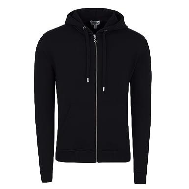 aa3f768b Kenzo TOP Zipper Hoodie Tiger Embroidery Logo Back F865BL721 4XA:  Amazon.co.uk: Clothing