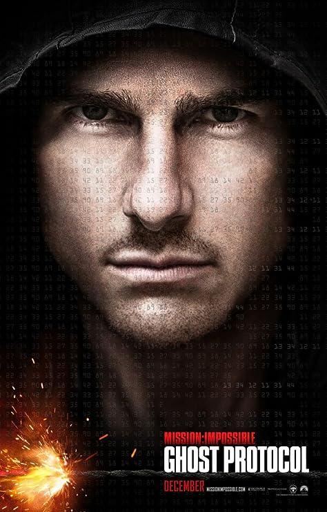 Amazon.com: Misión imposible 4 protocolo fantasma cartel de ...