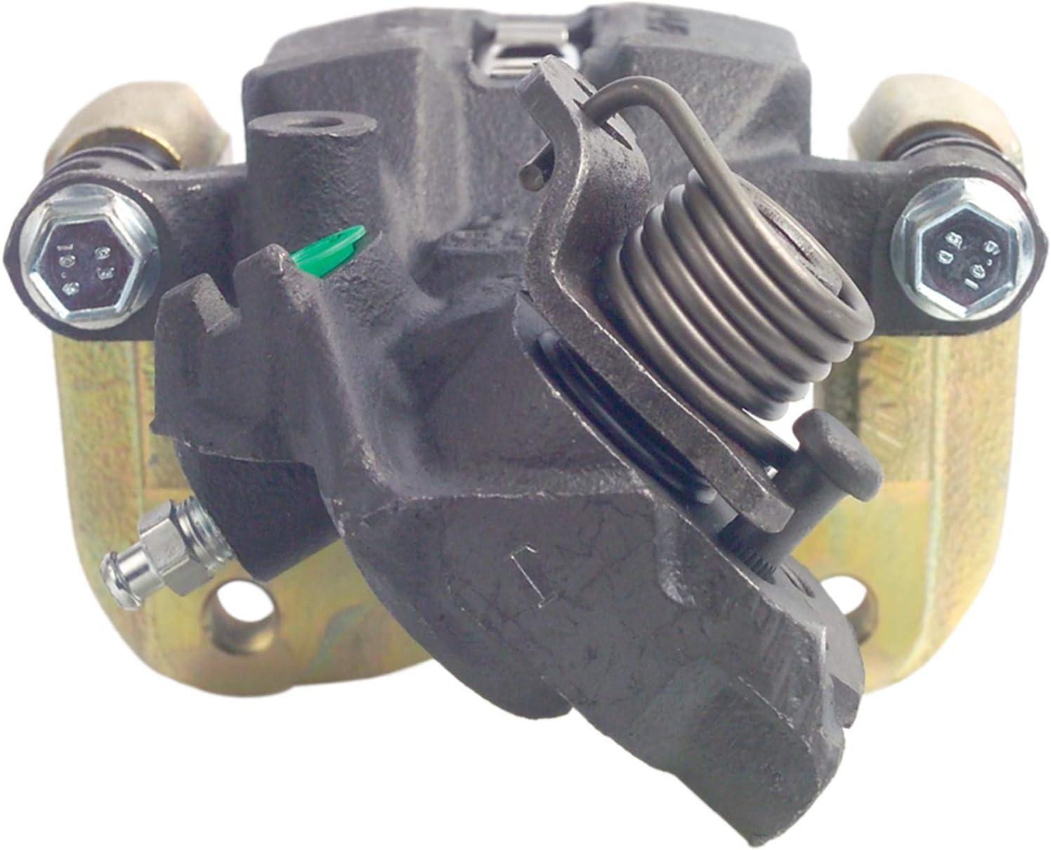 Brake Caliper Unloaded Cardone 19-B1612 Remanufactured Import Friction Ready