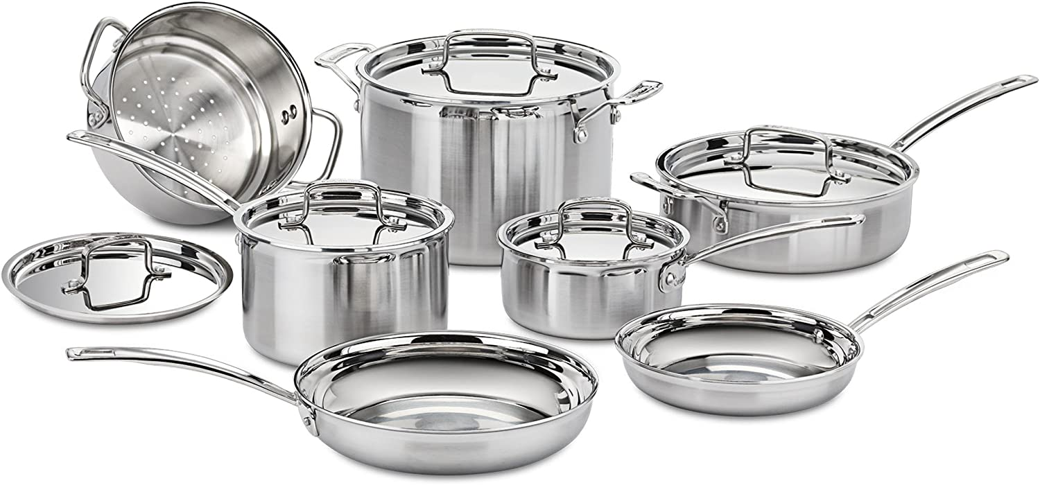 Cuisinart 12-Piece MCP-12N  Cookware Set $292.99