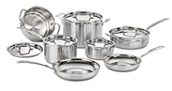 Best Pots And Pans Set Reviews – Top Rated Cookware 2015