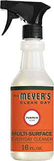 product image for Mrs. Meyer's Clean Day Multi-Surface Everyday Cleaner, Pumpkin Scent, 16 ounce bottle