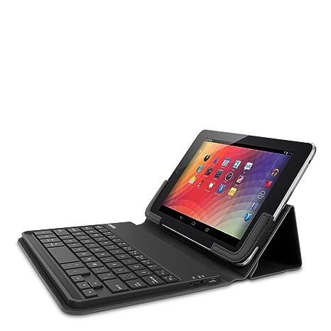 """Belkin F5L146 Folio Negro - Teclados para móviles (Negro, Kindle HD Fire 7"""""""