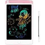 NOBES LCD Writing Tablet Colorful Screen, 8.5-Inch Erasable Electronic Digital Drawing Pad Doodle Board, Gift for Kids…