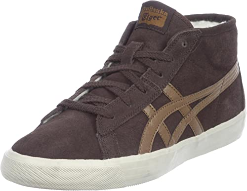 ASICS Onitsuka Tiger Fader sneaker in pelle Unisex Scarpe Shoes d31rk Tempo Libero Nuovo