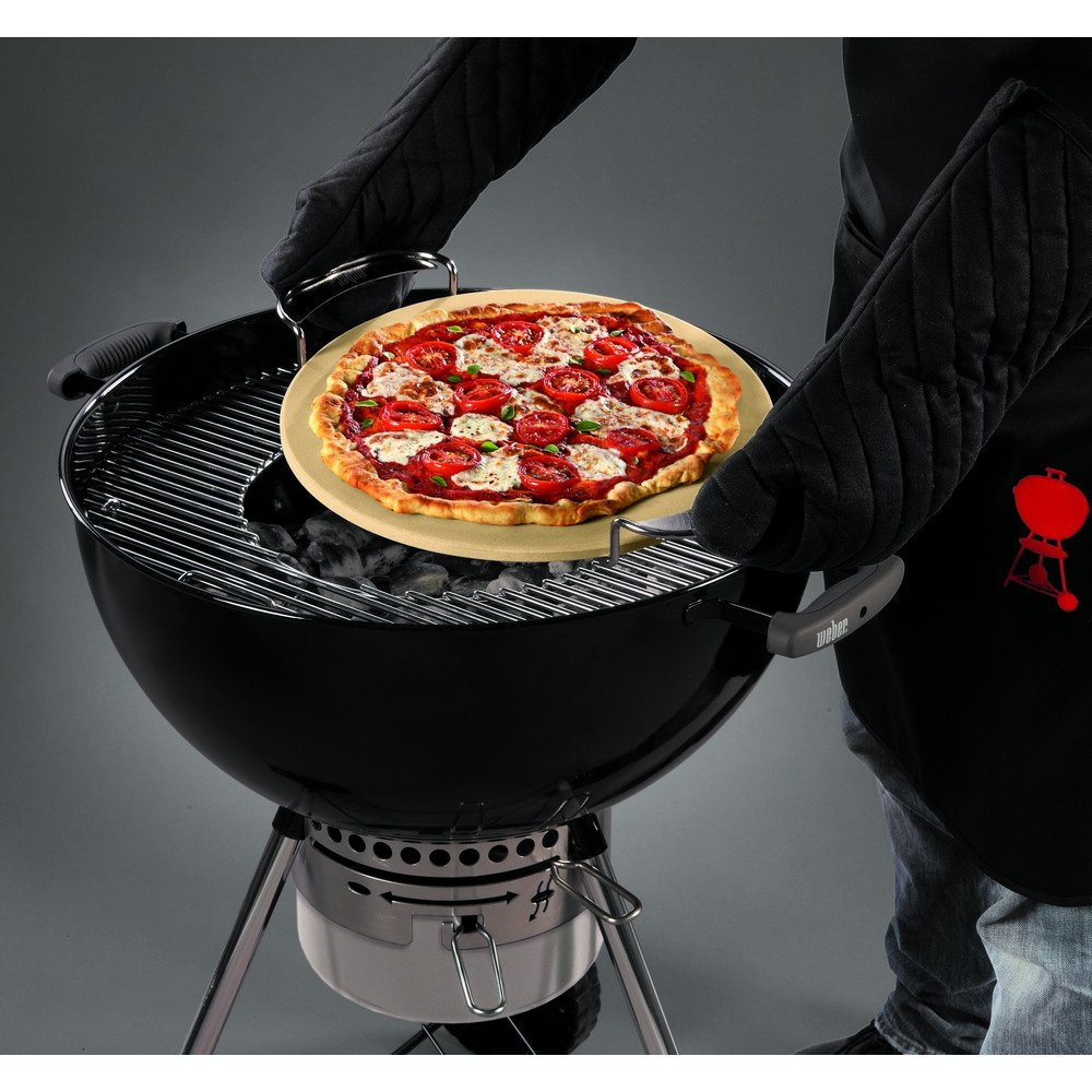 Weber Pizza Stone Gourmet BBQ System Steel