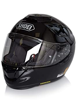 Shoei GT-Air Casco De Moto - Negro, Negro, M, M
