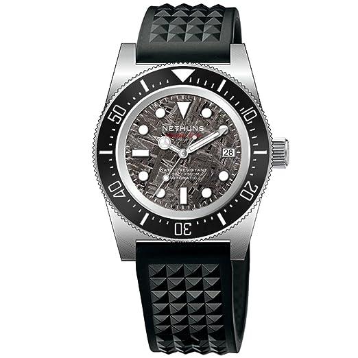 nethuns Scuba 500 M Diver reloj se para hombre sps510: Amazon.es: Relojes