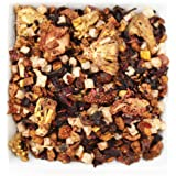 Tealyra - Aloha Hawaii - Pineapple - Hibiscus - Guava - Strawberry - Herbal Fruity Loose Leaf Tea - Hot or Iced - Caffeine Free - 112g (4-ounce)