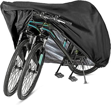 Large Motorcycle Cover Green Black Waterproof Bike Indoor Rain Dust UV Protector