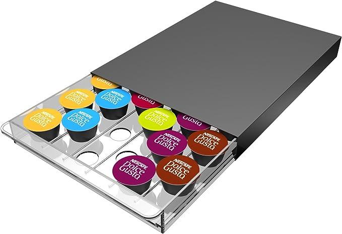 Abeba Tavola Swiss 5049024 Cassetto - Dispensador para 30 cápsulas ...
