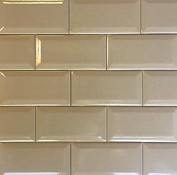 Fine 12 Inch Floor Tiles Huge 12X12 Ceiling Tiles Round 1950S Floor Tiles 2 X 8 Glass Subway Tile Young 24X24 Floor Tile Dark3D Ceramic Tile Amazon.com: 3x6 Brown Beveled Crackled Subway Ceramic Tile ..