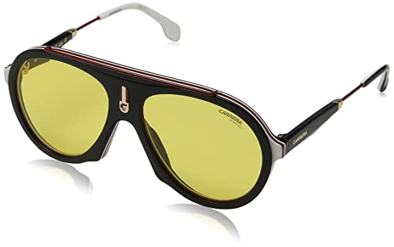 77a67ce0a5 Amazon.com  Carrera FLAG GUUHO 57mm Sunglasses  Clothing