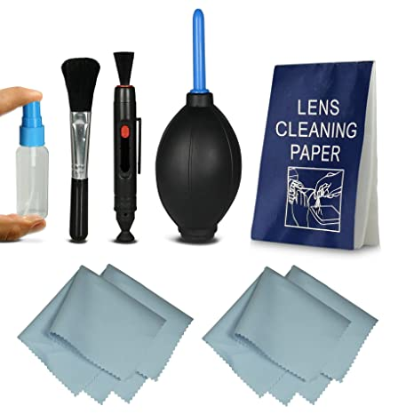 Kit de limpieza - Cleaning Kit Profesional para cámaras réflex ...