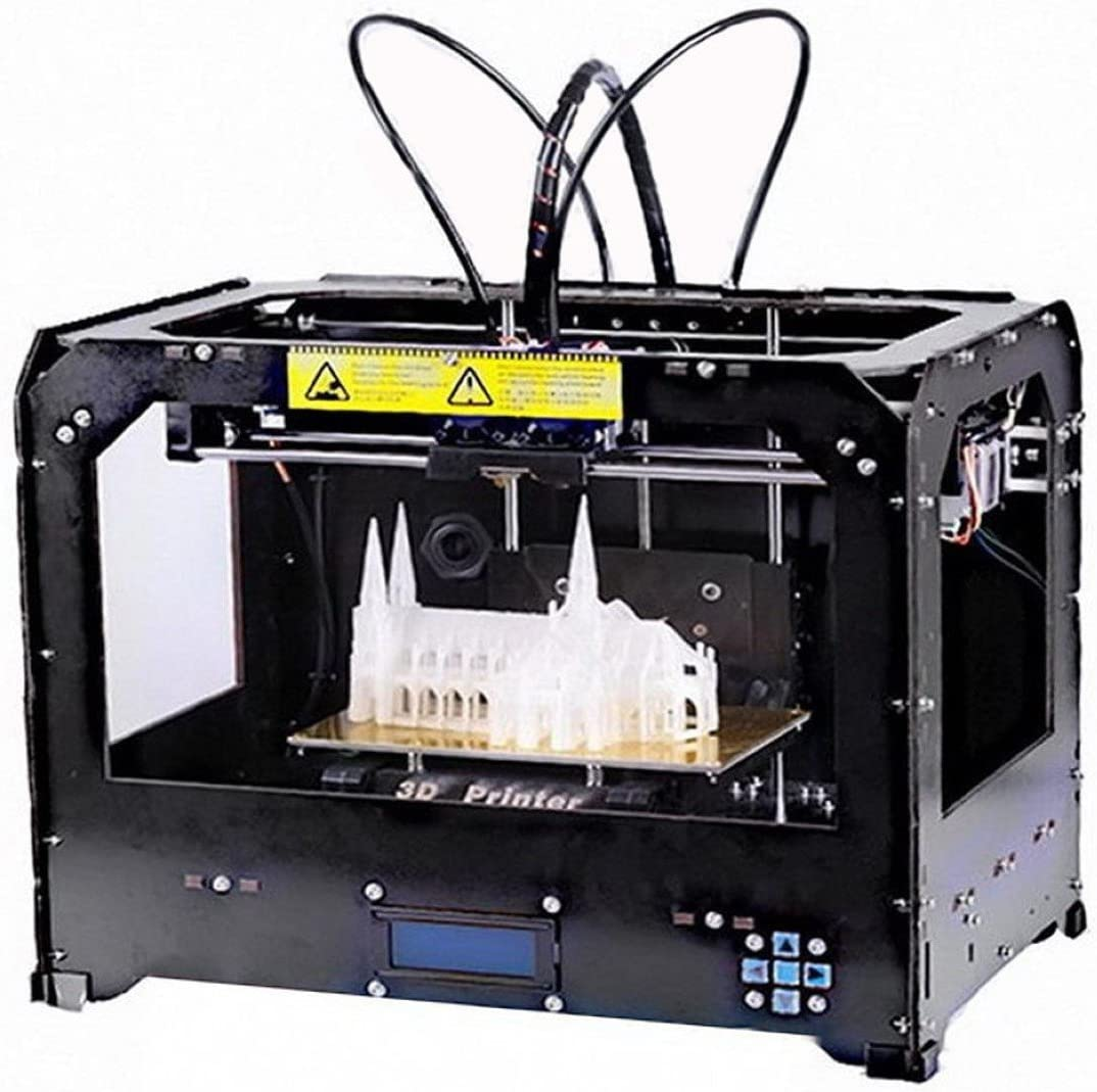 Impresora 3D CTC Bizer Series de doble boquilla para MakerBot ...