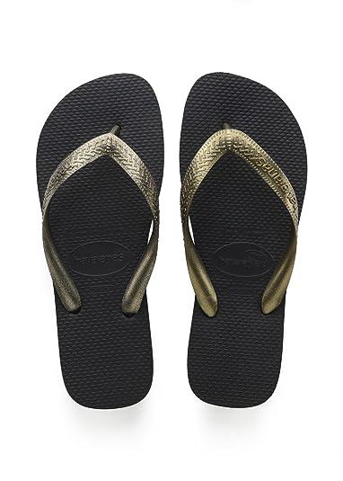 bf2c9509484b Havaianas Women s Top Tiras Flip Flops  Amazon.co.uk  Shoes   Bags