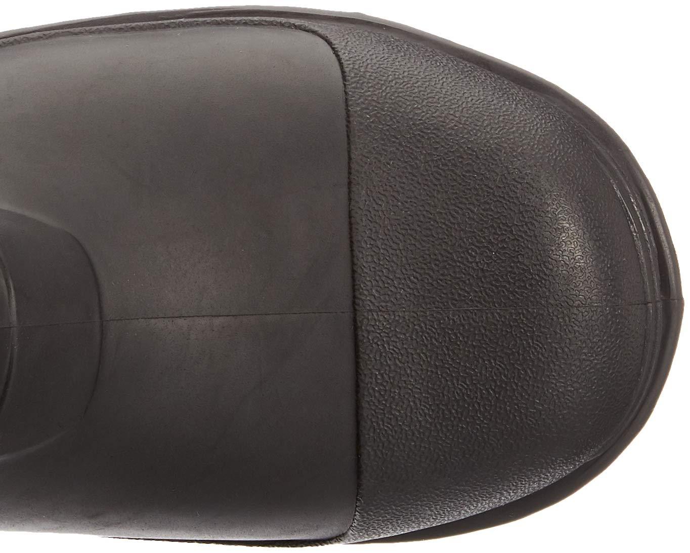 Unisex 3 UK Nero Adulto 36 EU Portwest FW94 Stivale Classic Wellington S4 Stivali di sicurezza in gomma SRC Nero Bkgr