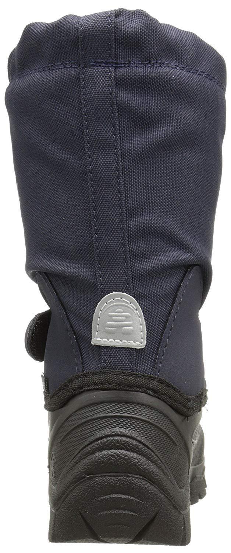 Kamik Snoday Insulated Winter Boot (Toddler/Little Kid/Big Kid), Dark Navy, 12 M US Little Kid by Kamik (Image #5)