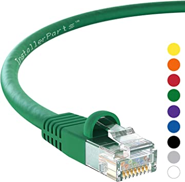 16 Ft Cat5e 350Mhz Ethernet Crossover Cable