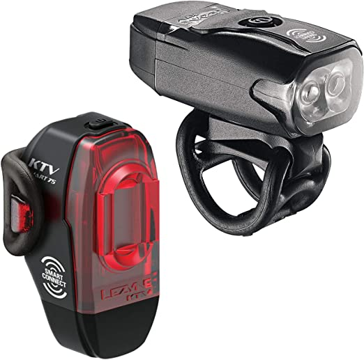 High Performance Rear Bike Light 10 Output Modes USB Rechargeable Very Bright 300 Lumens LED LEZYNE Strip Drive Pro Bicycle Taillight 53 Hour Runtime