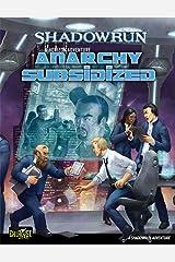 Shadowrun AnarchySubsidizedHorizon2 *OP Paperback