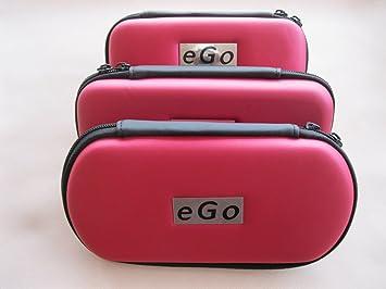 Estuche EGO color rojo - Grande para tu Cigarrillo Electrónico: Amazon.es: Salud y cuidado personal