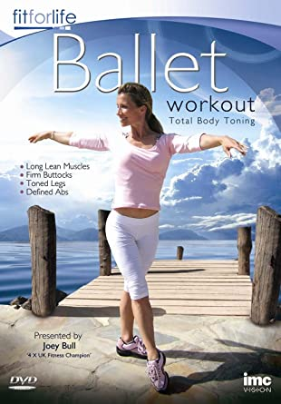 Amazon com: Ballet Workout - Total Body Toning - Joey Bull