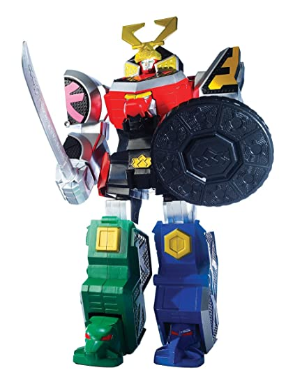 Power Rangers R/C Samurai Megazord