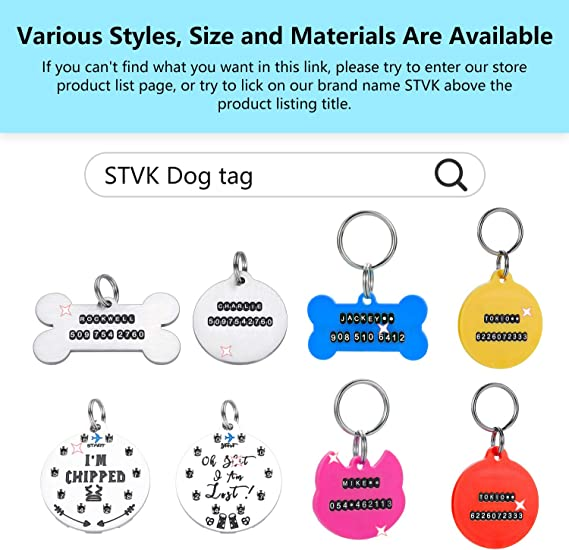 call my mom dogtag rescue,pettag i will lick you keep calm i/'m lost idtag Bone Dog Tag -Customized Pet ID Tag